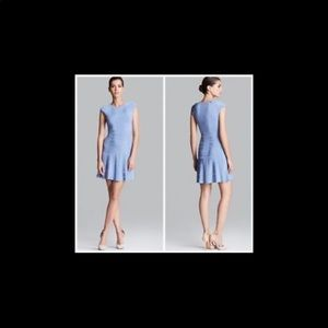 Cynthia Steve Blue Dress